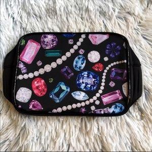 Lancome Paris Diamonds & Pearls & Gems Makeup Bag